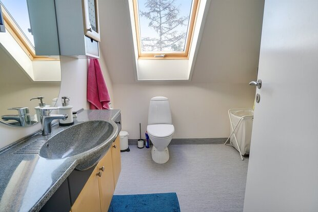 Badeværelse - 1. sal