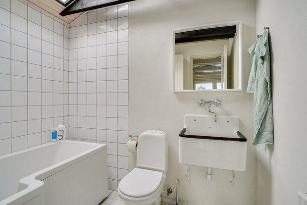 Badeværelse på 1. sal
