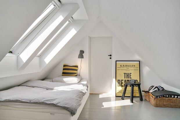 Soveværelse 1. sal