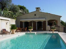 Villa La Grivélière, nær Nice